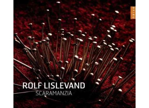 Rolf lislevand - Scaramanzia (CD) - image 1 of 1
