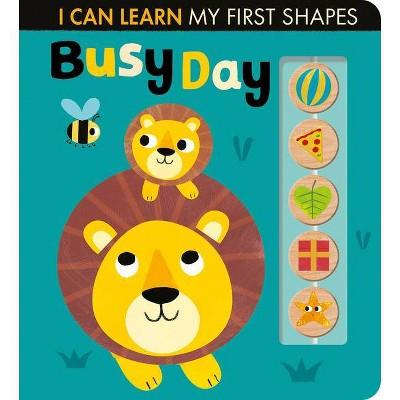 Busy Day - (I Can Learn) by  Lauren Crisp (Board Book)