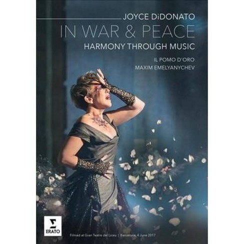 In War And Peace:Harmony Through Musi (DVD) - image 1 of 1