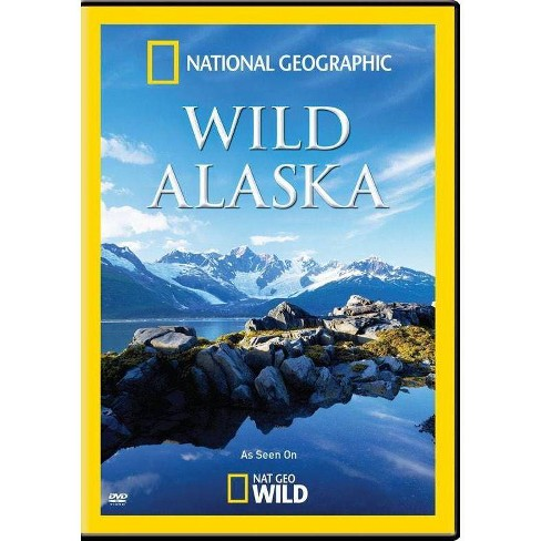 National Geographic: Wild Alaska (DVD) - image 1 of 1