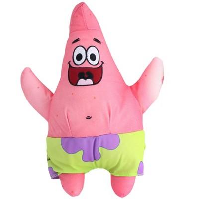Chucks Toys SpongeBob SquarePants 11 Inch Character Plush   Patrick