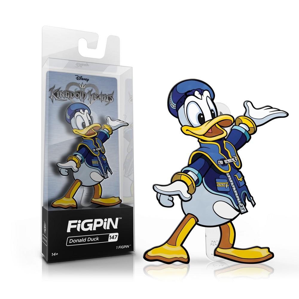 FiGPiN Disney Kingdom Hearts - Donald Duck