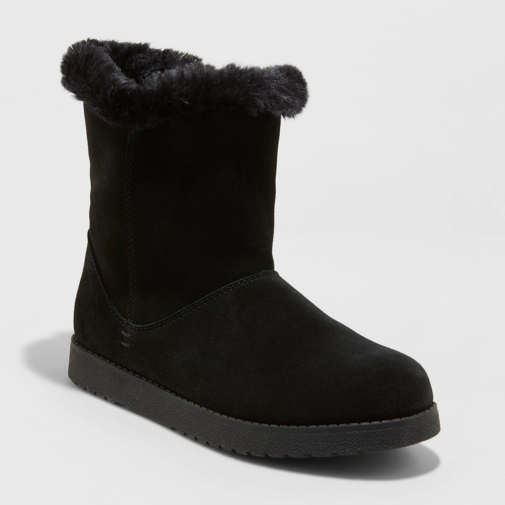 Reviews Women's CatMid Shearling Style Boots - Universal Thread™