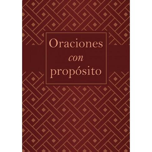 Oraciones con Proposito (Prayers with Purpose) - image 1 of 1