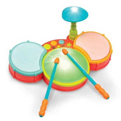 Land of B. Toy Drum Set - Little Beats
