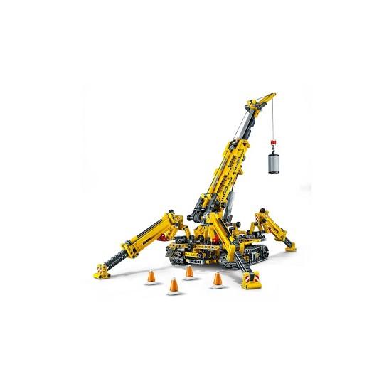 LEGO Technic Compact Crawler Crane 42097 Model Crane Building Kit Construction Toy 920pc image number null