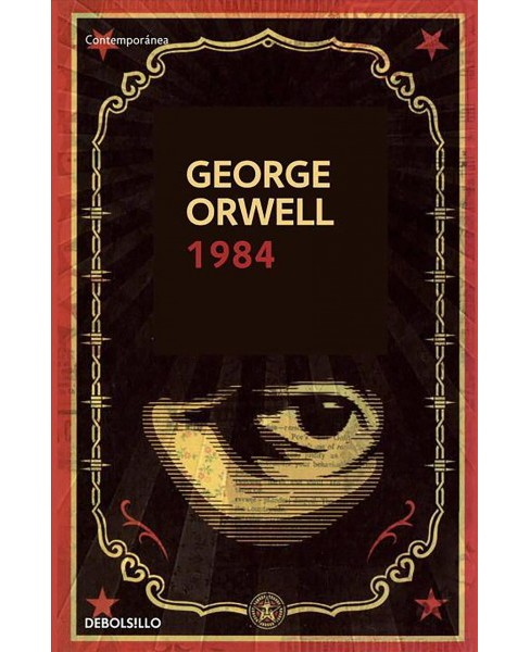 1984 -  by George Orwell (Paperback) - image 1 of 1