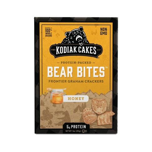 Kodiak Cakes Graham Cracker Honey Bag-In-Box - 9oz - image 1 of 4