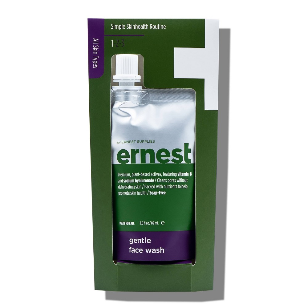Image of ernest by Ernest Supplies Gentle Face Wash - 3oz