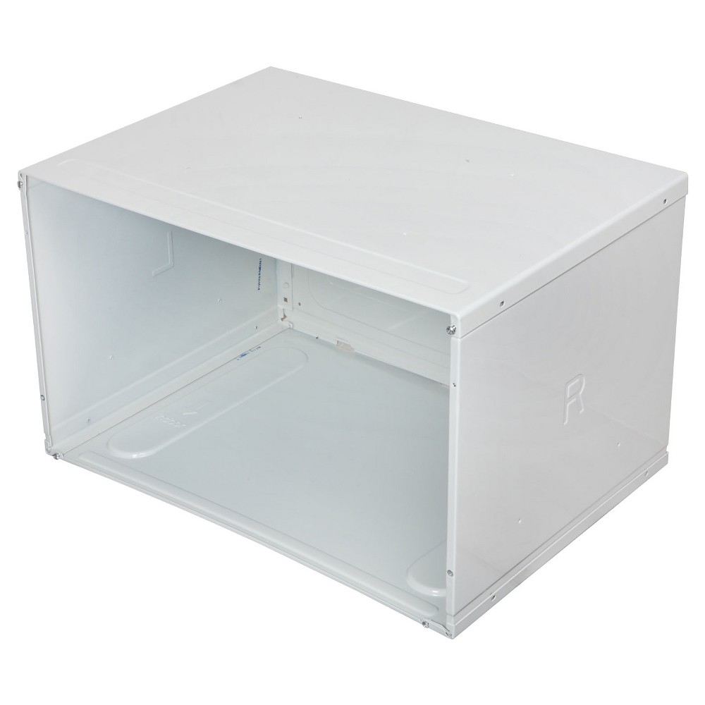 Keystone - 26. Wall Sleeve for Through-the-Wall Air Conditioners - White The Keystone 26-inch wall sleeve for through-the-wall air conditioners should be securely fastened within a wall opening before installing the air conditioner. The sleeve helps bear the weight of the air conditioner while keeping it insulated and safe from dust, bugs and other debris that could get sucked into it. Inclement weather, corrosion and other elements cannot match the protective power of this metal sleeve. Use in finished walls up to 17.75 inches thick. Color: White.
