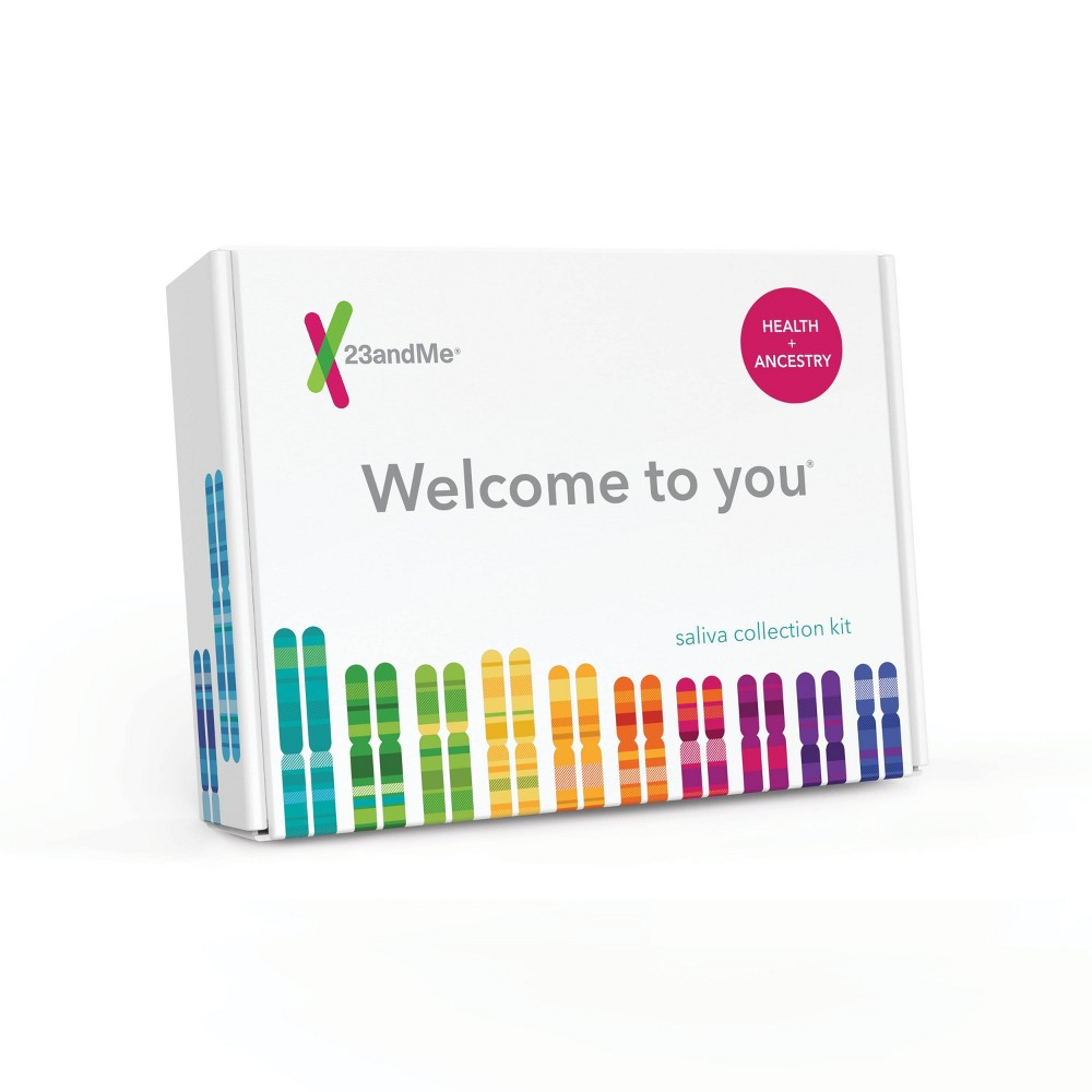 23andMe Personal Ancestry & Health Kit - Lab Fee Included