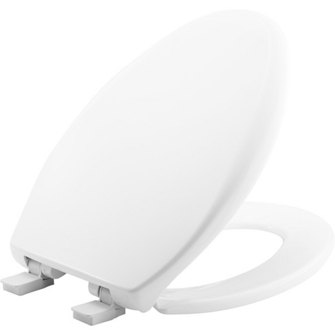 Peachy Bemis 1200E4 Affinity Elongated Closed Front Toilet Seat With Soft Close White Andrewgaddart Wooden Chair Designs For Living Room Andrewgaddartcom