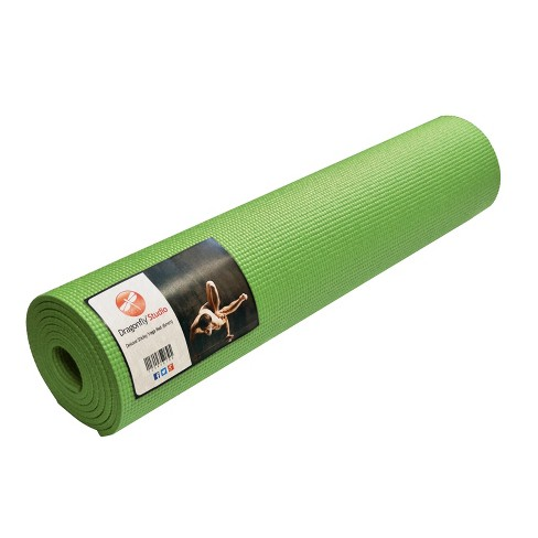 DragonFly Studio® Deluxe Sticky Yoga Mat (6mm) - image 1 of 1