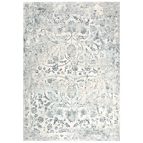 Chelsea Rug Gray - Rizzy Home - image 1 of 4