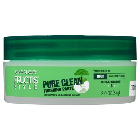Garnier Fructis Style Pure Clean Extra Strong Hold Finishing Paste - 2oz - image 1 of 4