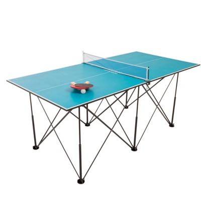 Triumph 6' Pop Up Table Tennis Table