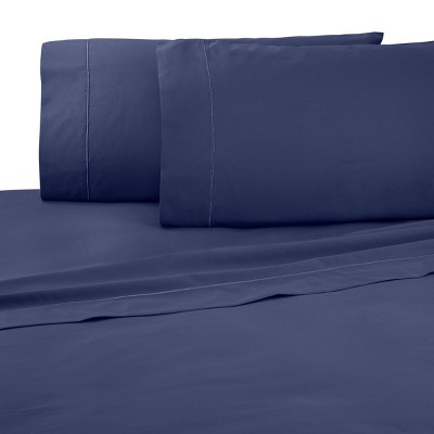 700 Thread Count Supima Cotton Solid Sheet Set - Martex
