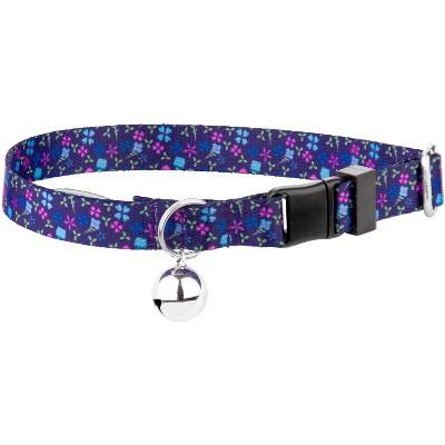 Country Brook Petz® Blueberry Fields Cat Collar
