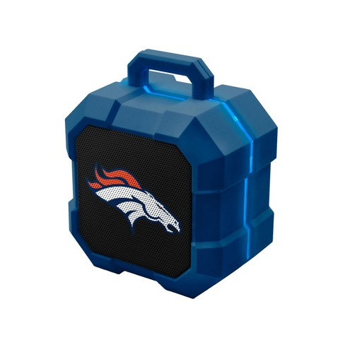 NFL Denver Broncos LED Shock Box Speaker - image 1 of 3