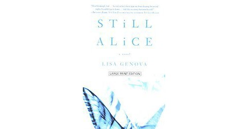 Still Alice (Large Print) (Paperback) (Lisa Genova) - image 1 of 1