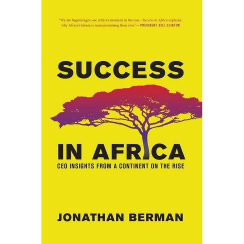 Success in Africa - by  Jonathan Berman (Hardcover) - image 1 of 1
