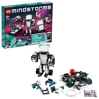 LEGO MINDSTORMS Robot Inventor STEM Robotic Kit for Kids with Remote Control Robots 51515