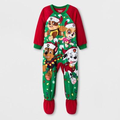 df25ad178 Toddler Boys  Paw Patrol Blanket Sleeper - Red   Target