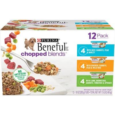 Beneful Chopped Wet Dog Food