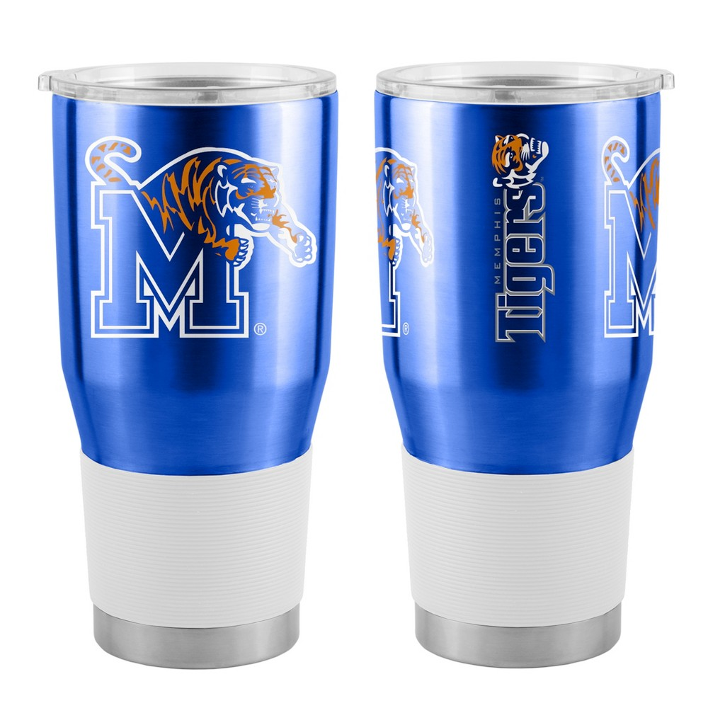 Memphis Tigers 30oz Ultra Stainless Steel Tumbler