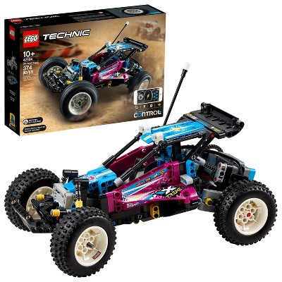 LEGO Technic Off-Road Buggy Model Building Kit 42124