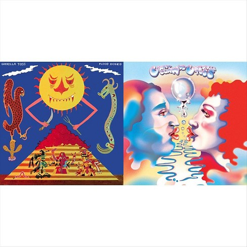 Guerilla Toss - Flood Dosed/Giant Claw Vs Guerilla To (CD) - image 1 of 1