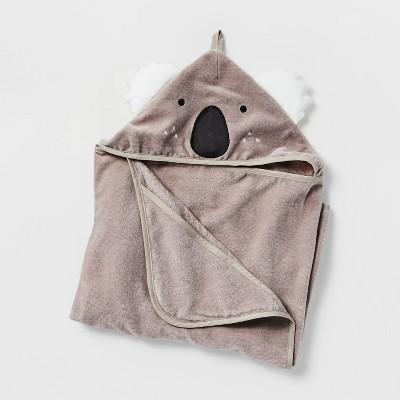 "25""x50"" Koala Hooded Towel - Pillowfort™"