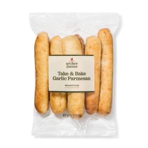 Garlic Parmesan Breadsticks - 9oz - Archer Farms™ - image 1 of 1