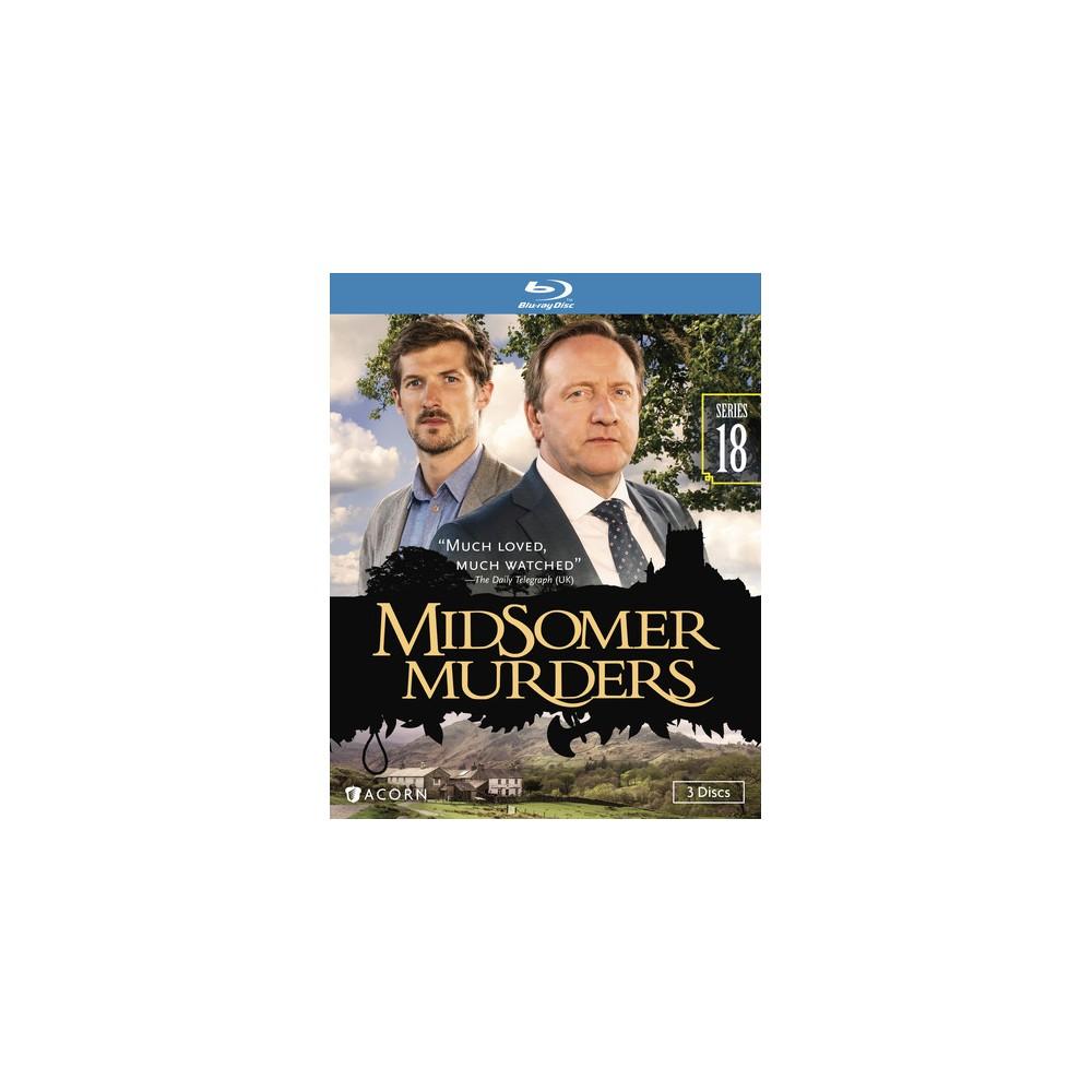 Midsomer Murders:Series 18 (Blu-ray)