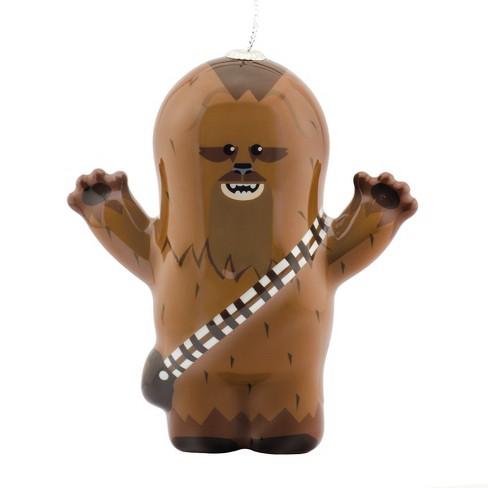 Hallmark Star Wars Chewbacca Decoupage Christmas Ornament - Hallmark Star Wars Chewbacca Decoupage Christmas... : Target