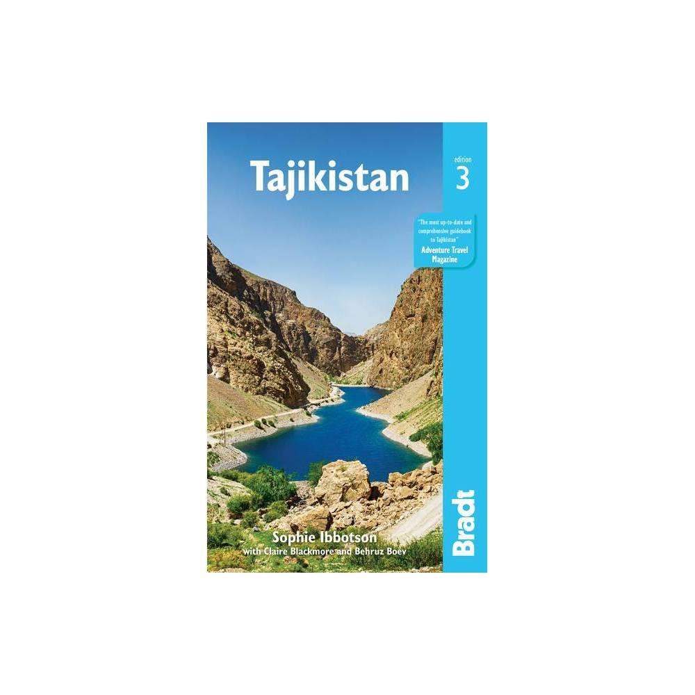 Tajikistan 3rd Edition By Sophie Ibbotson Paperback