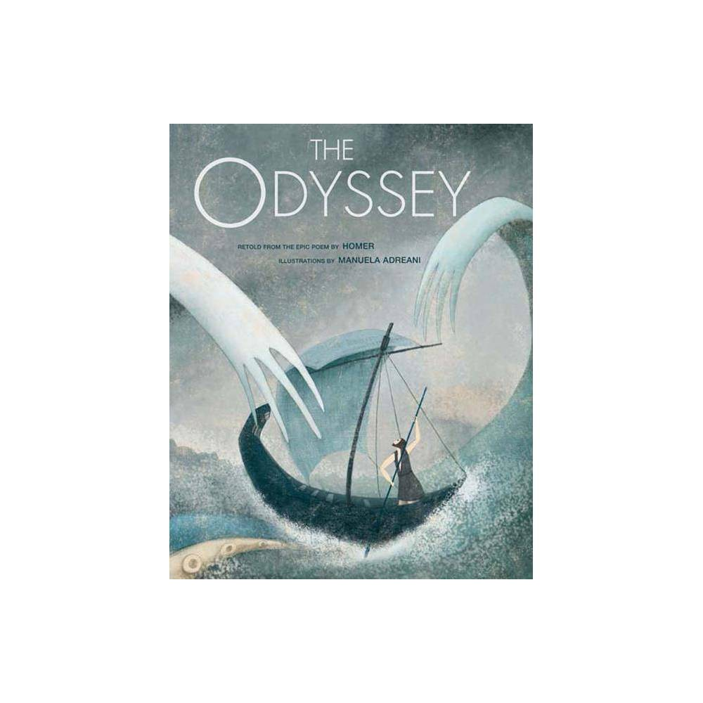 The Odyssey By Homer Hardcover