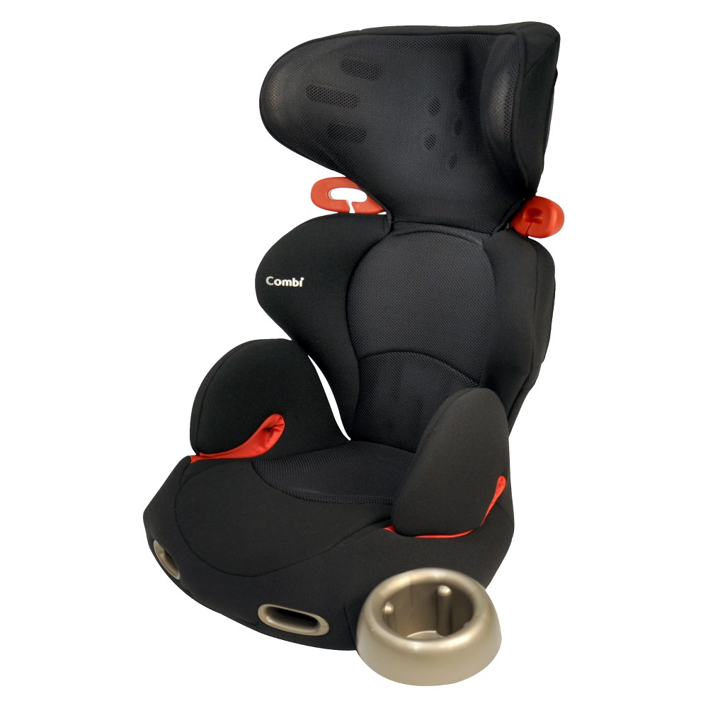 Combi Kobuk Booster Seat - Licorice