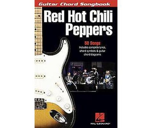 Red Hot Chili Peppers -  (Paperback) - image 1 of 1