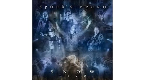 Spock's Beard - Snow Live (CD) - image 1 of 1