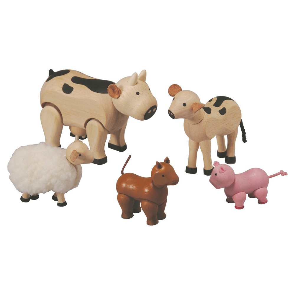 Plan Toys Dollhouse Farm Animal