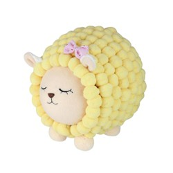"Northlight 6"" Baby Lamb Easter Spring Decoration - Yellow"