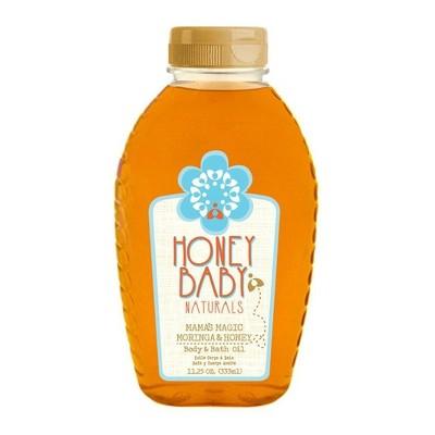 Honey Baby Bath & Body Oil - 11.25 fl oz