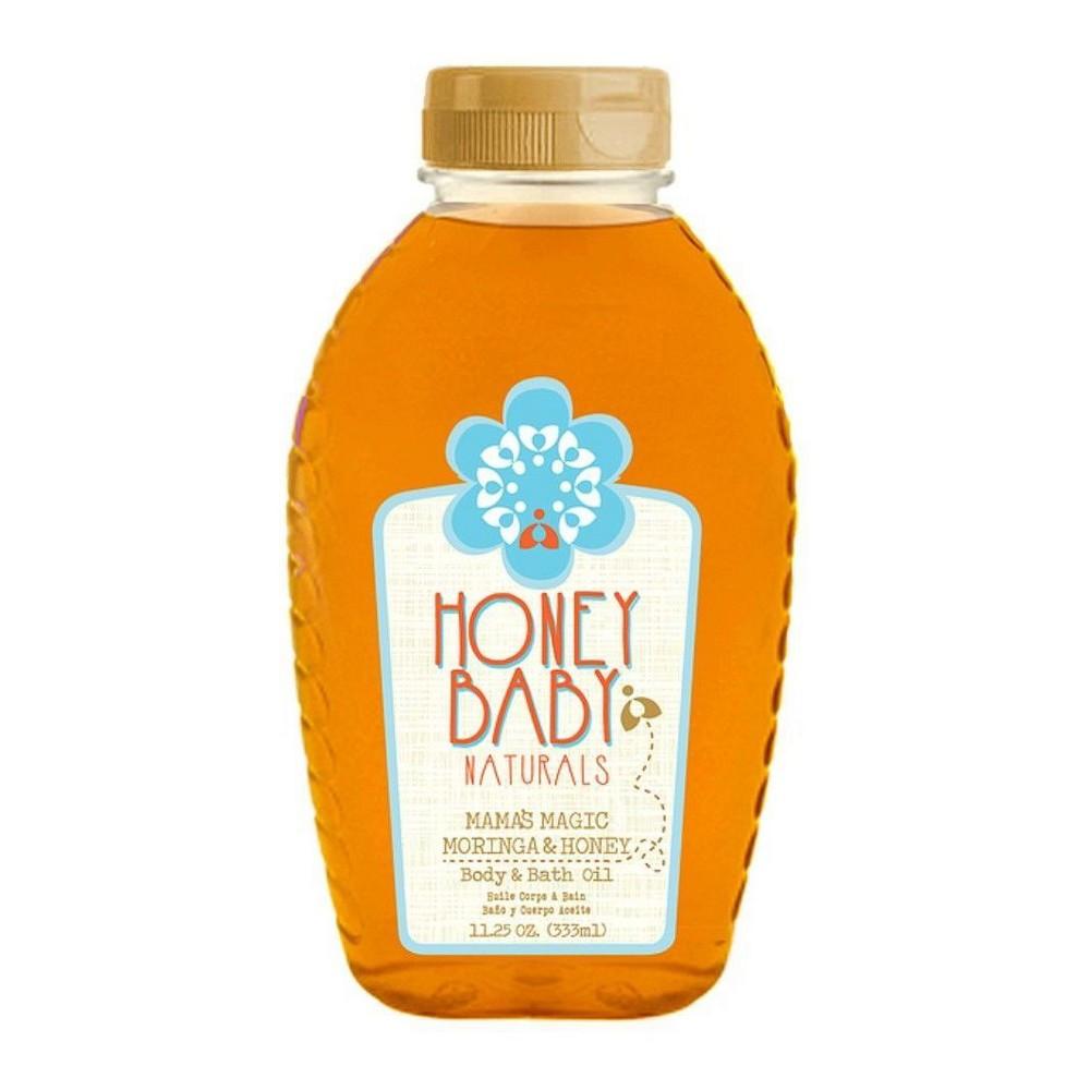 Image of Honey Baby Bath & Body Oil - 11.25 fl oz