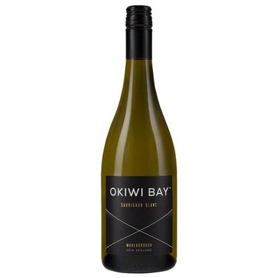 Okiwi Bay Sauvignon Blanc White Wine - 750ml Bottle