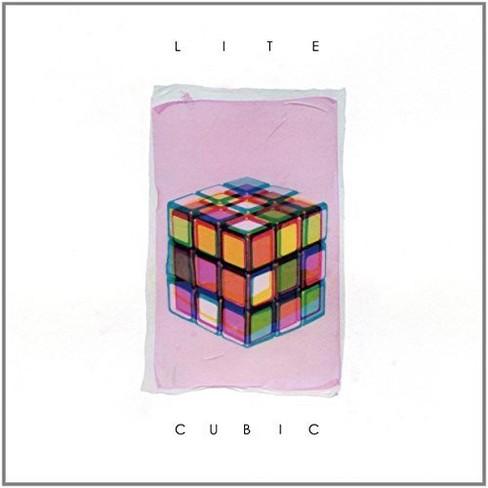 LiteLite - Cubic (Vinyl) - image 1 of 1