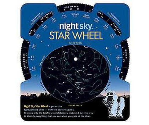 Night Sky Star Wheel (Paperback) (Sky Publishing) - image 1 of 1
