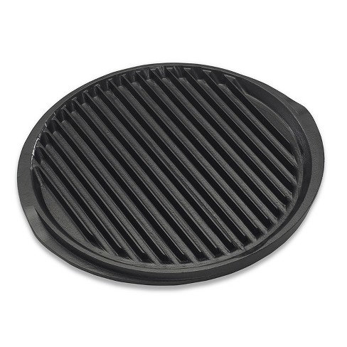 Nordic Ware Pro Cast Flattop Reversible Round Grill Griddle, 12-Inch - image 1 of 4