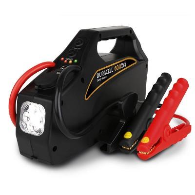 Duracell 600 Peak Amp Portable Emergency Jump Starter