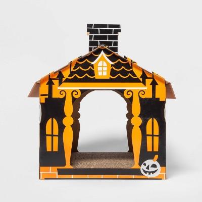 Basic Haunted House Cat Scratcher - Hyde & EEK! Boutique™